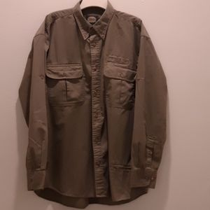 Cabelas Utility Button Down Shirt